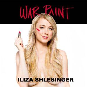 IlizaShlesinger WarPaint