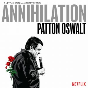 PattonOswalt Annihilation AUDIO x