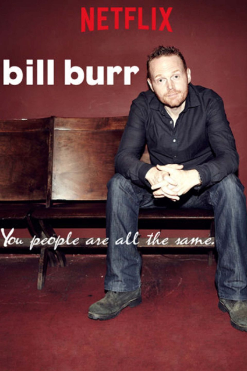 Bill Burr You People V