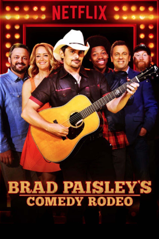 Brad Paisley Comedy Rodeo V
