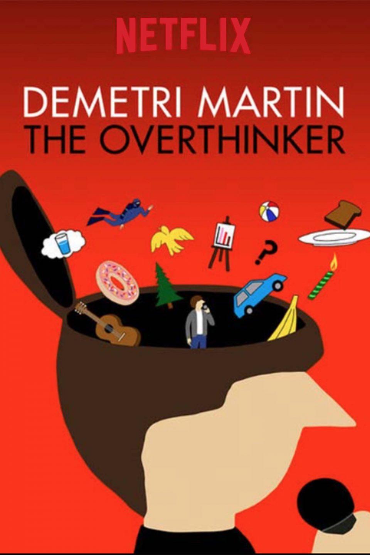 Demetri Martin Overthinker V