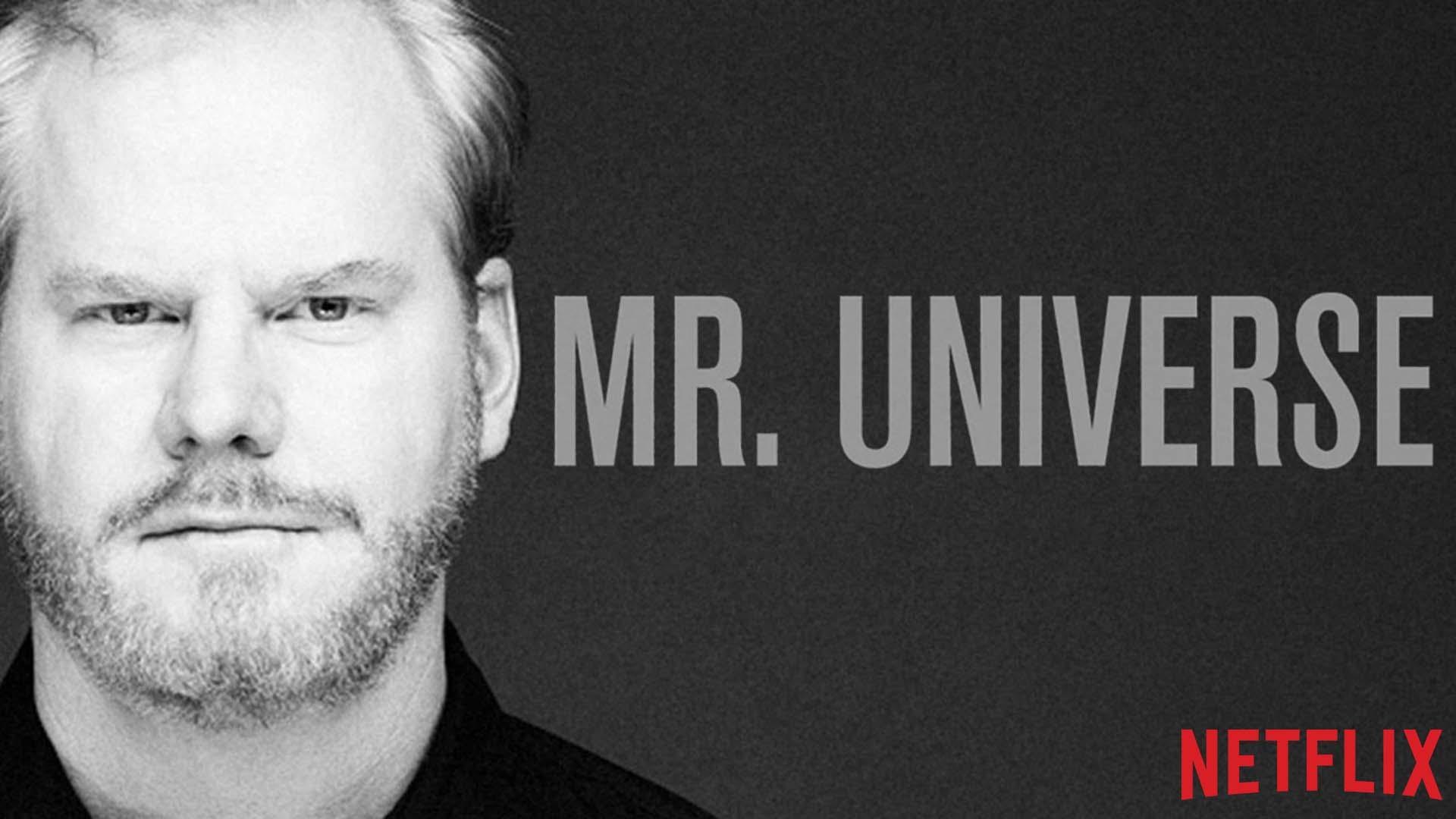 Jim Gaffigan Mr Universe H