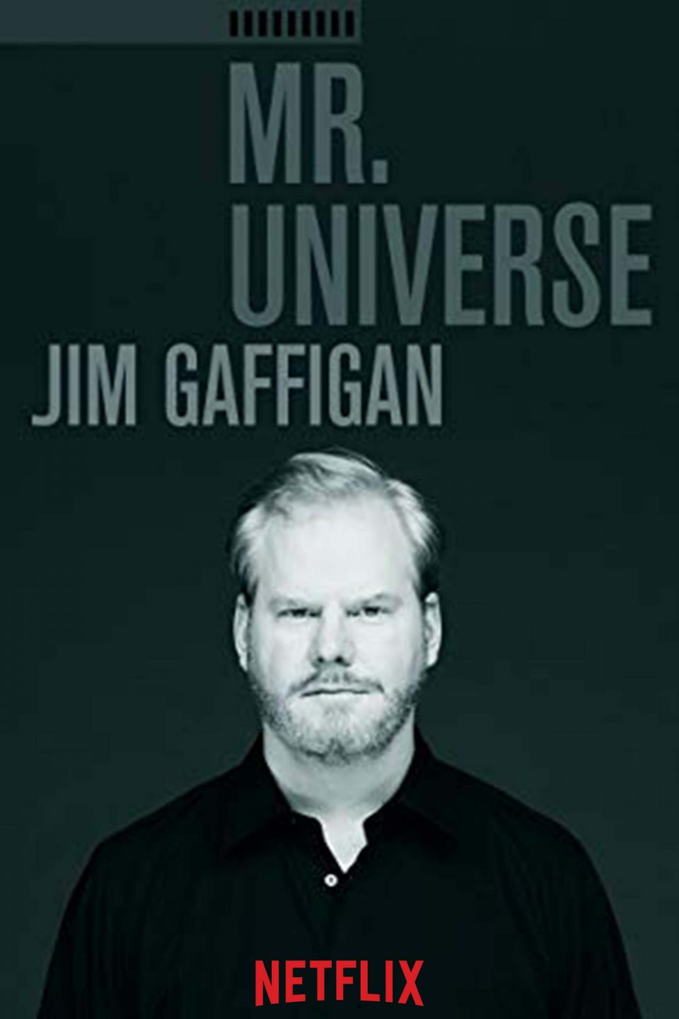 Jim Gaffigan Mr Universe V