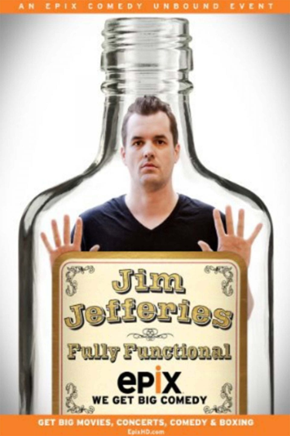 Jim Jefferies Fully V