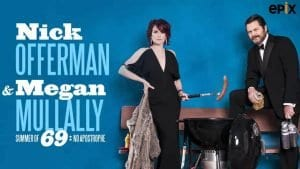 Nick Offerman Megan Mullally H