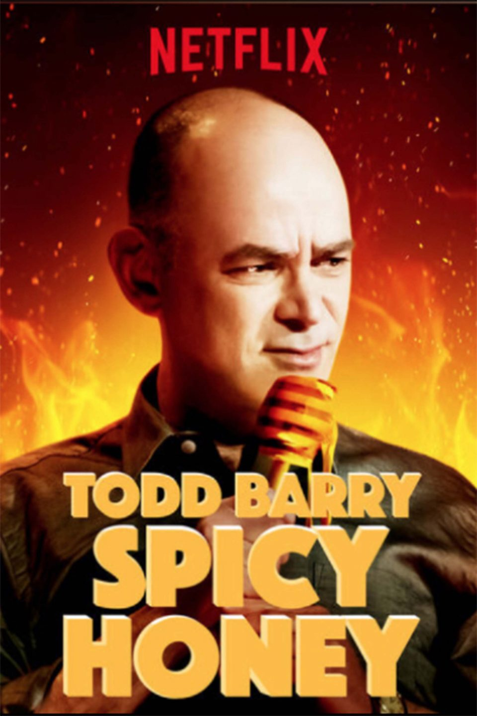 Todd Barry Spicey Honey V
