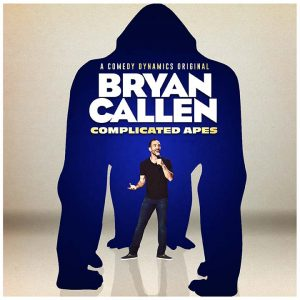 BryanCallen ComplicatedApes Album x