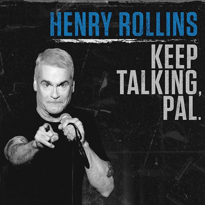 HenryRollins Album x
