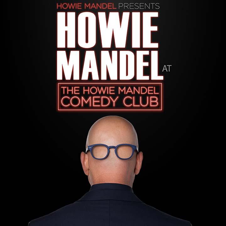 HowieMandel HowieCC Album x