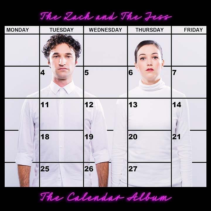 TheZachAndTheJess Album FINAL x