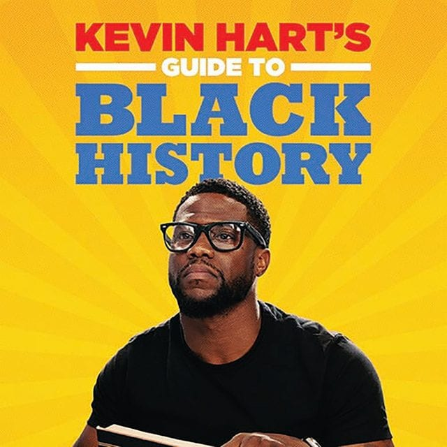 Kevin Hart Guide to Black History Album