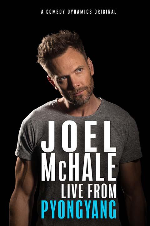 JoelMcHale premiere X