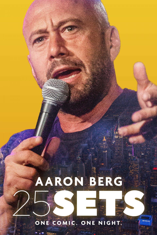 AaronBerg sets Premiere x