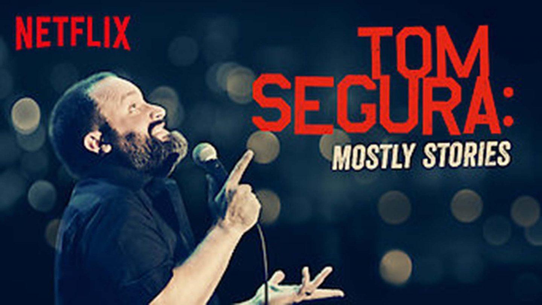 Tom Segura Mostly Stories H