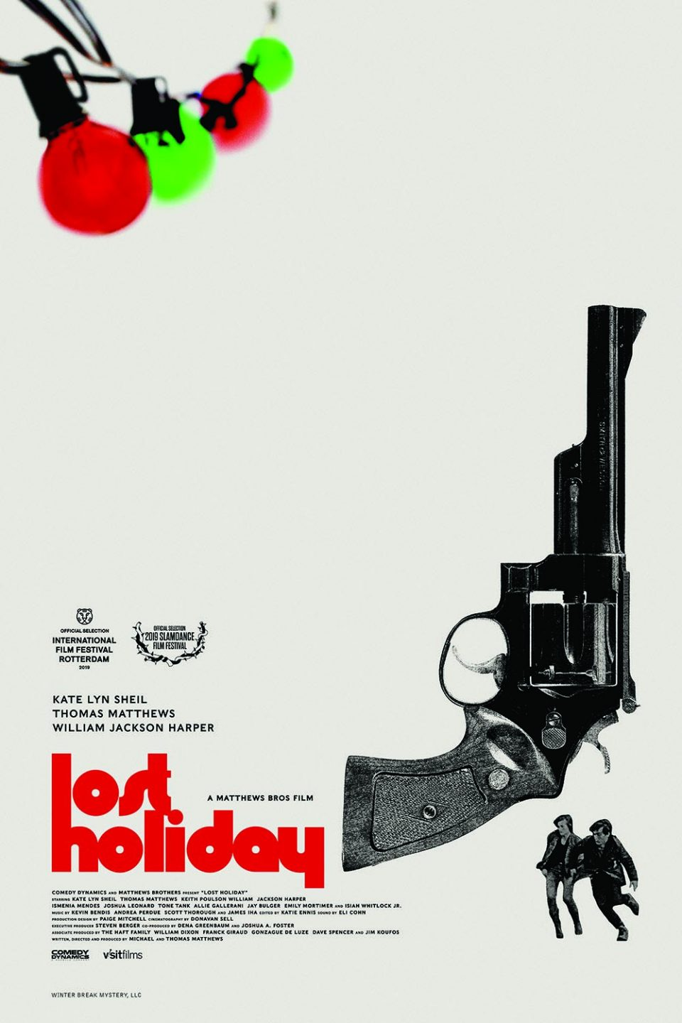 LostHoliday Theatrical Poster x