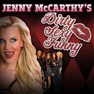 Jenny McCarthy Dirty Sexy Funny GracenoteVOD x