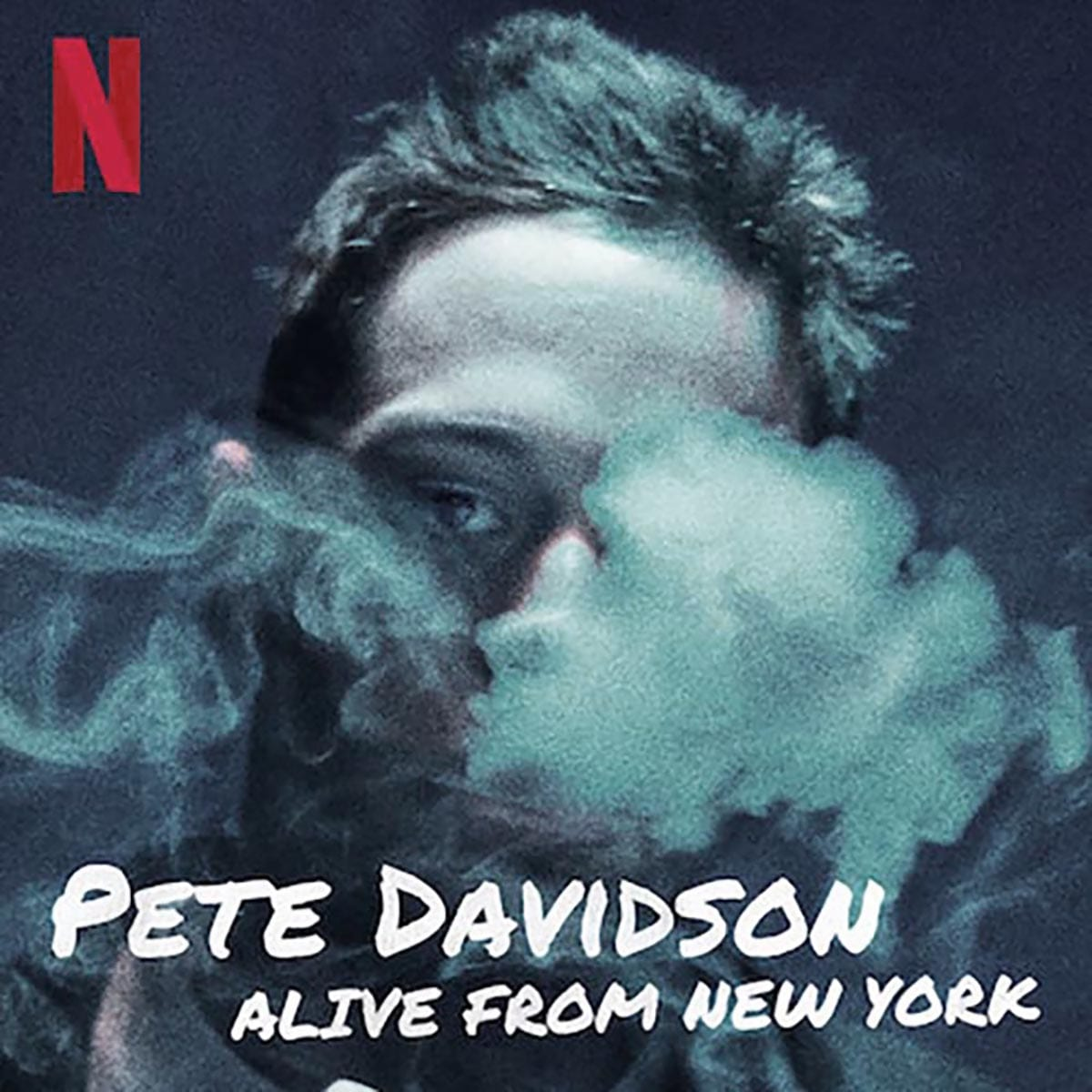Pete Davidson Alive From New York Netflix Comedy Dynamics