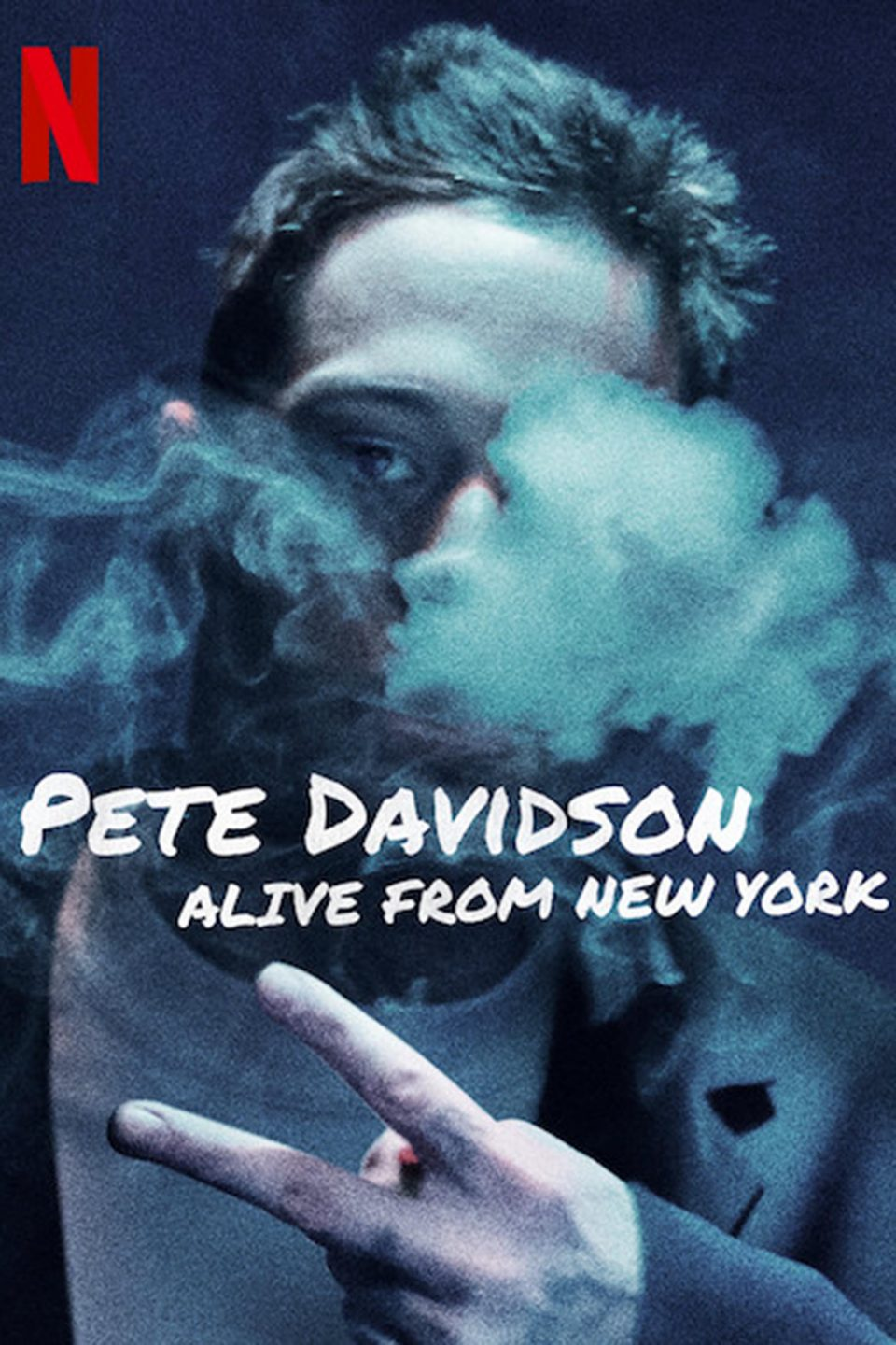 Pete Davidson Alive From New York Netflix Comedy Dynamics V