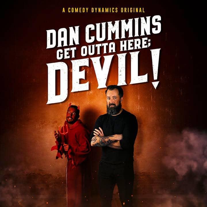 Dan Cummins - Get Outta Here; Devil! album