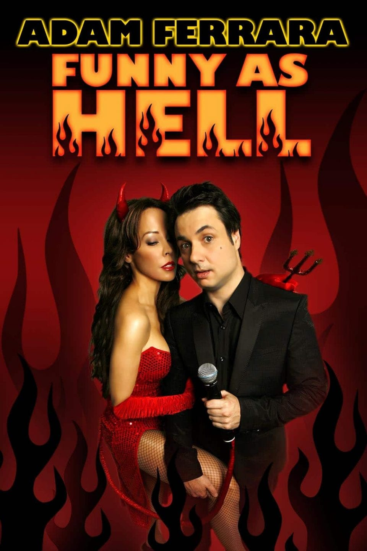 Adam Ferrara Funny As Hell Premiere