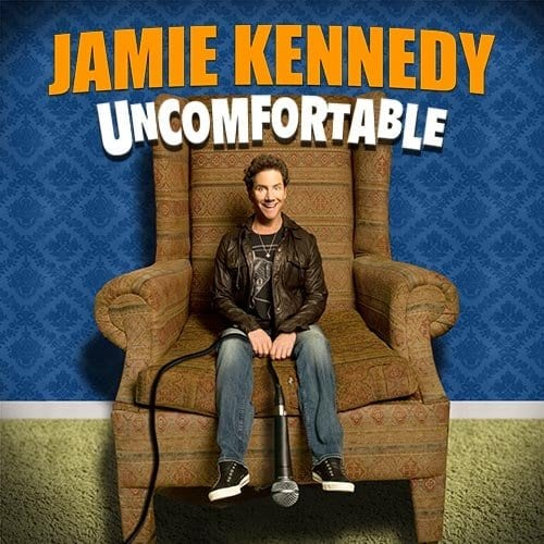 Jamie Kennedy Uncomfortable GracenoteVOD x