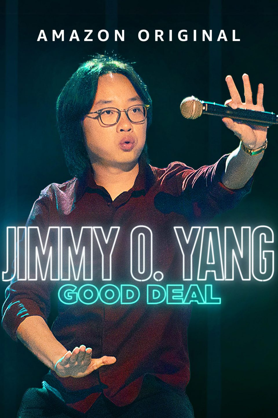 Jimmy Yang Good Deal Amazon Comedy Dynamics V