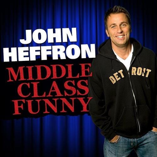 John Heffron Middle Class Funny GracenoteVOD x
