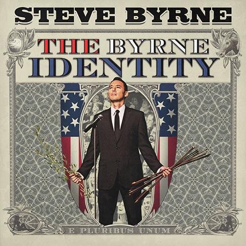 Steve Byrne The Byrne Identity GracenoteVOD x