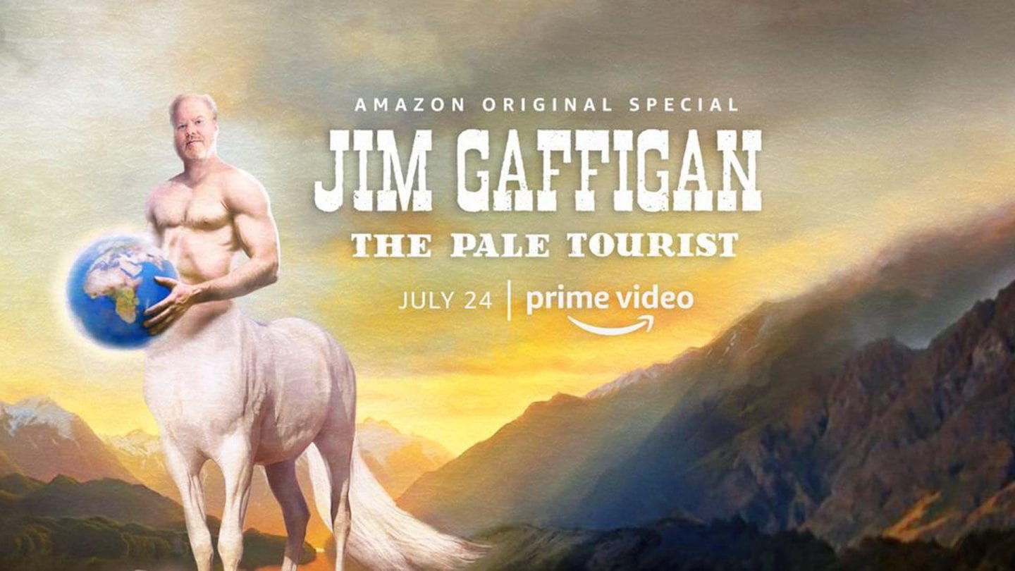 Jim Gaffigan Pale Tourist Amazon Comedy Dynamics H