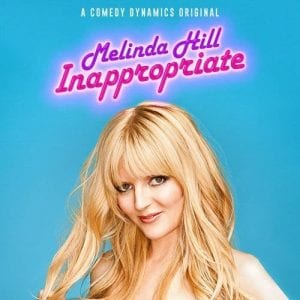 MelindaHill Inappropriate Gracenote x