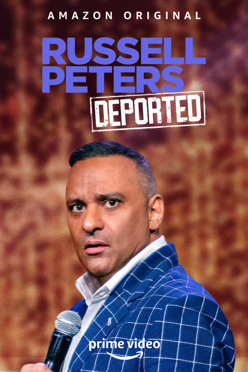 Russell Peters Deported Amazon Comedy Dynamics India V