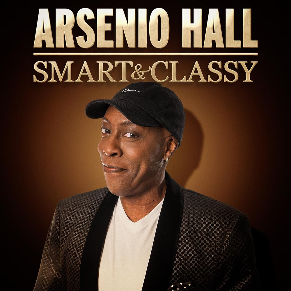 AresnioHall SmartAndClass Album x