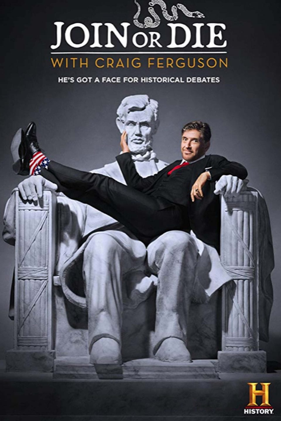 Join or Die with Craig Ferguson Vertical