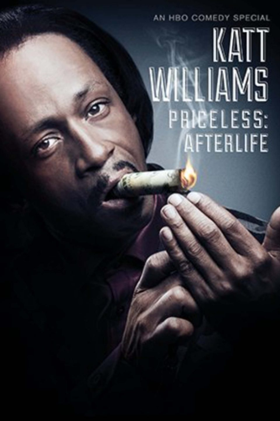 Katt Williams Priceless Afterlife Vertical