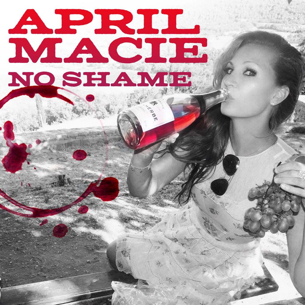 April Macie No Shame
