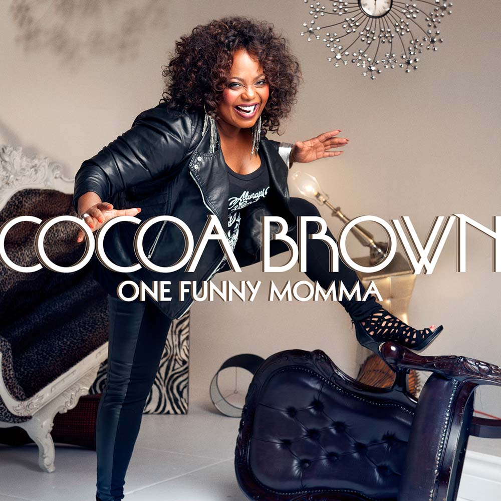 Cocoa Brown One Funny Momma