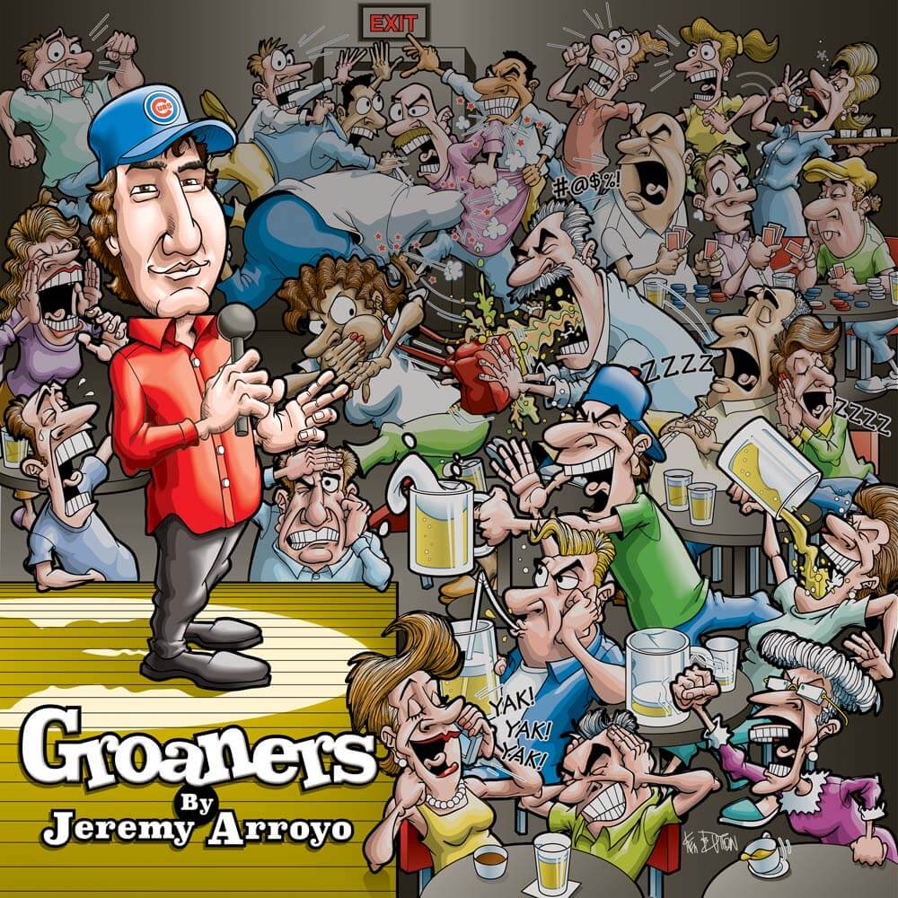 Jeremy Arroyo Groaners