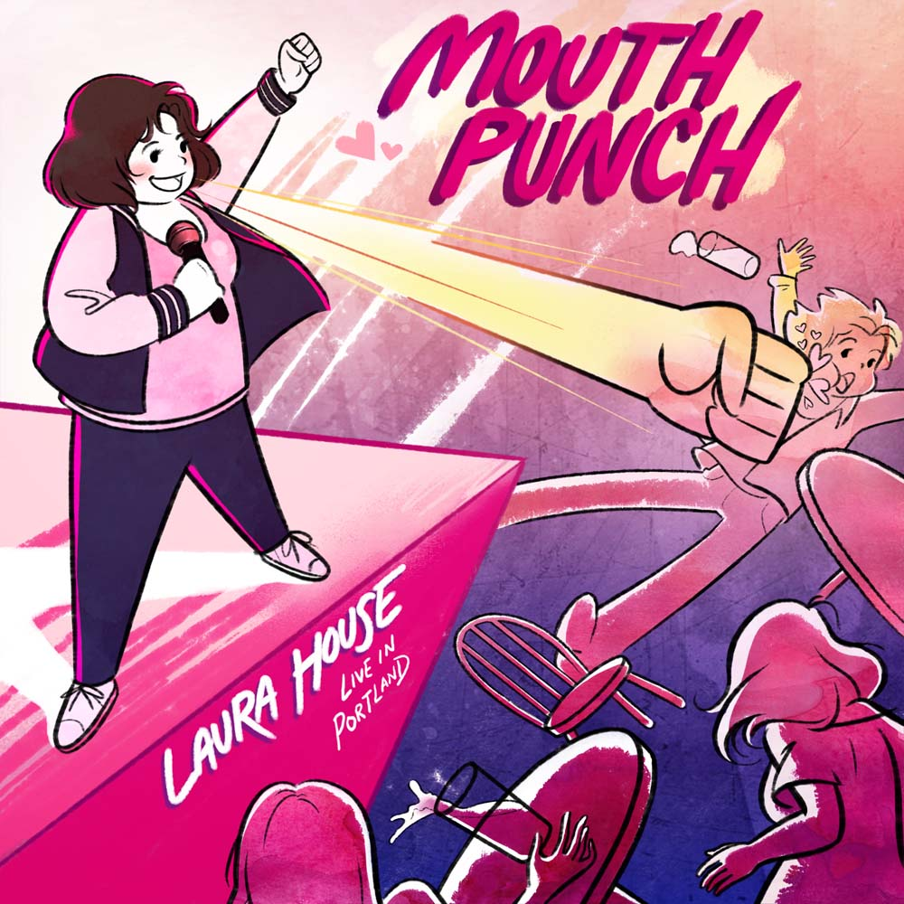 Laura House: Mouth Punch
