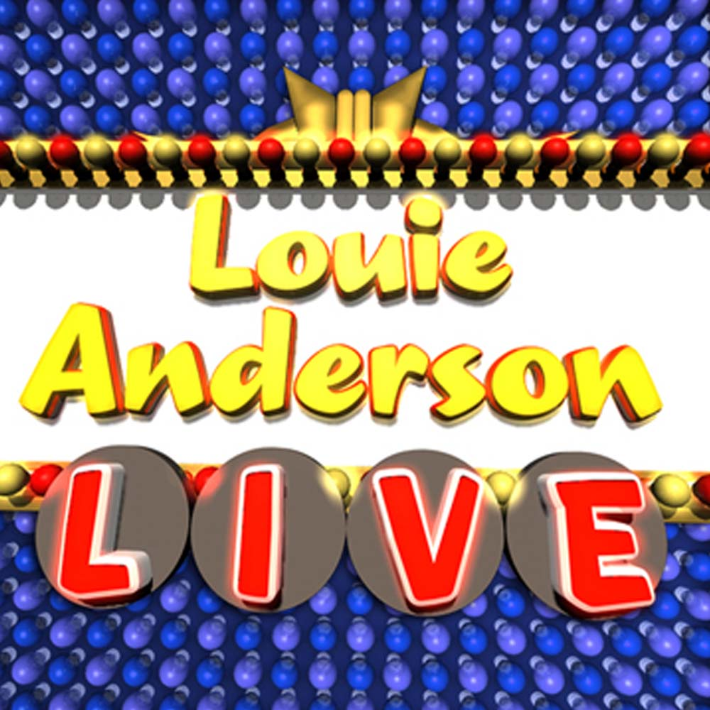 Louie Anderson Live