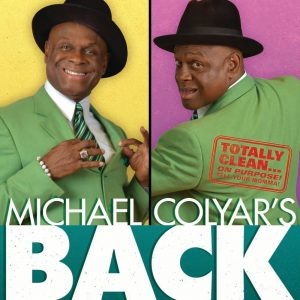 Michael Colyar Michael Colyar s Back