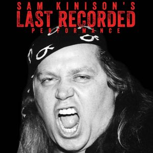 Sam Kinison Last Recorded Performance
