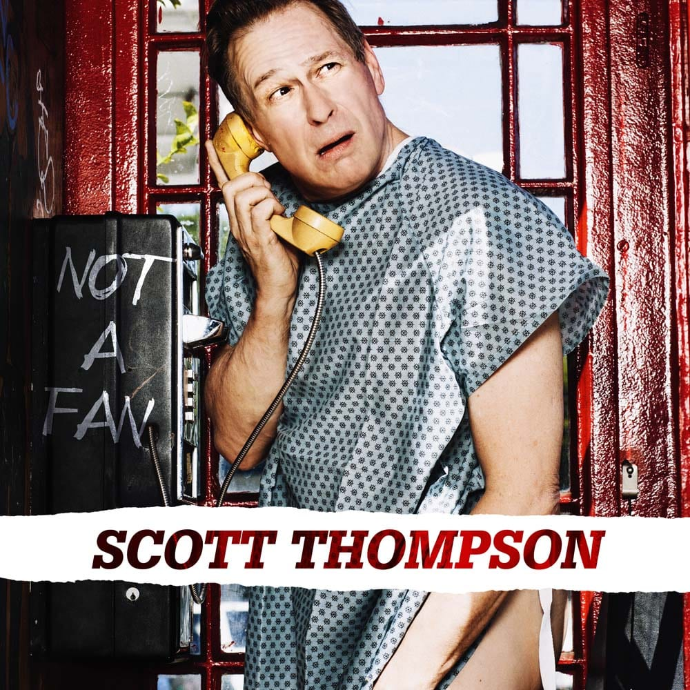 Scott Thompson Not A Fan