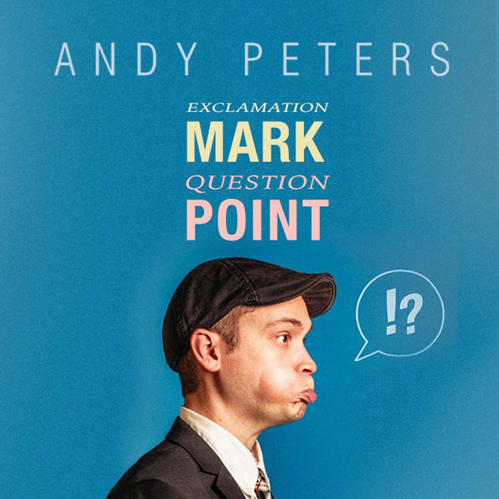 AndyPeters ExclamationMarkQuestionPoint thumbnail