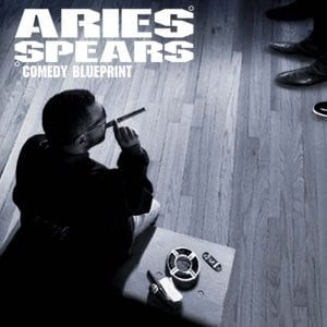 AriesSpears ComedyBlueprint Album 4000x4000 100716 01cj