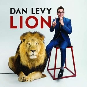 Dan Levy Lion KeyArt 1500x1500 CMYK V2