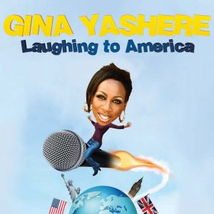 GinaYashere LaughingtoAmerica TiVo 2048x2048 Square