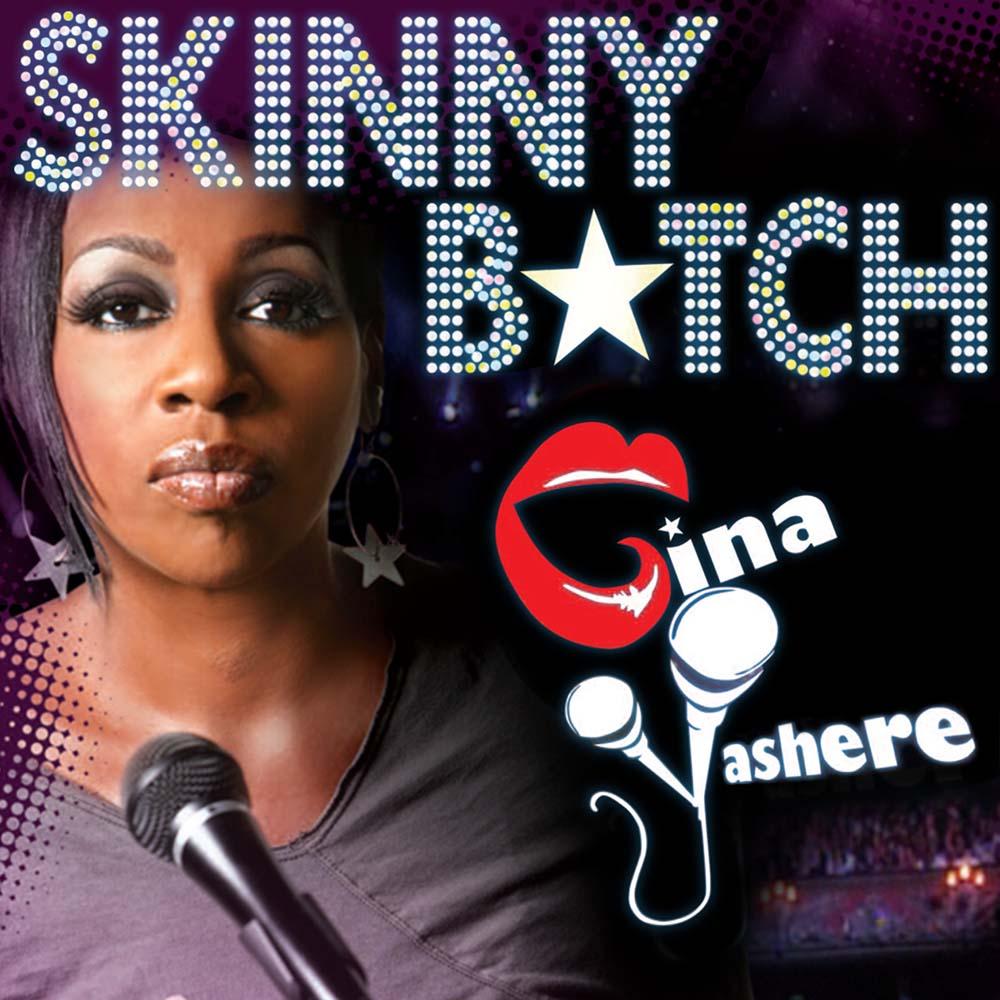 GinaYashere SkinnyBtch 2048x2048