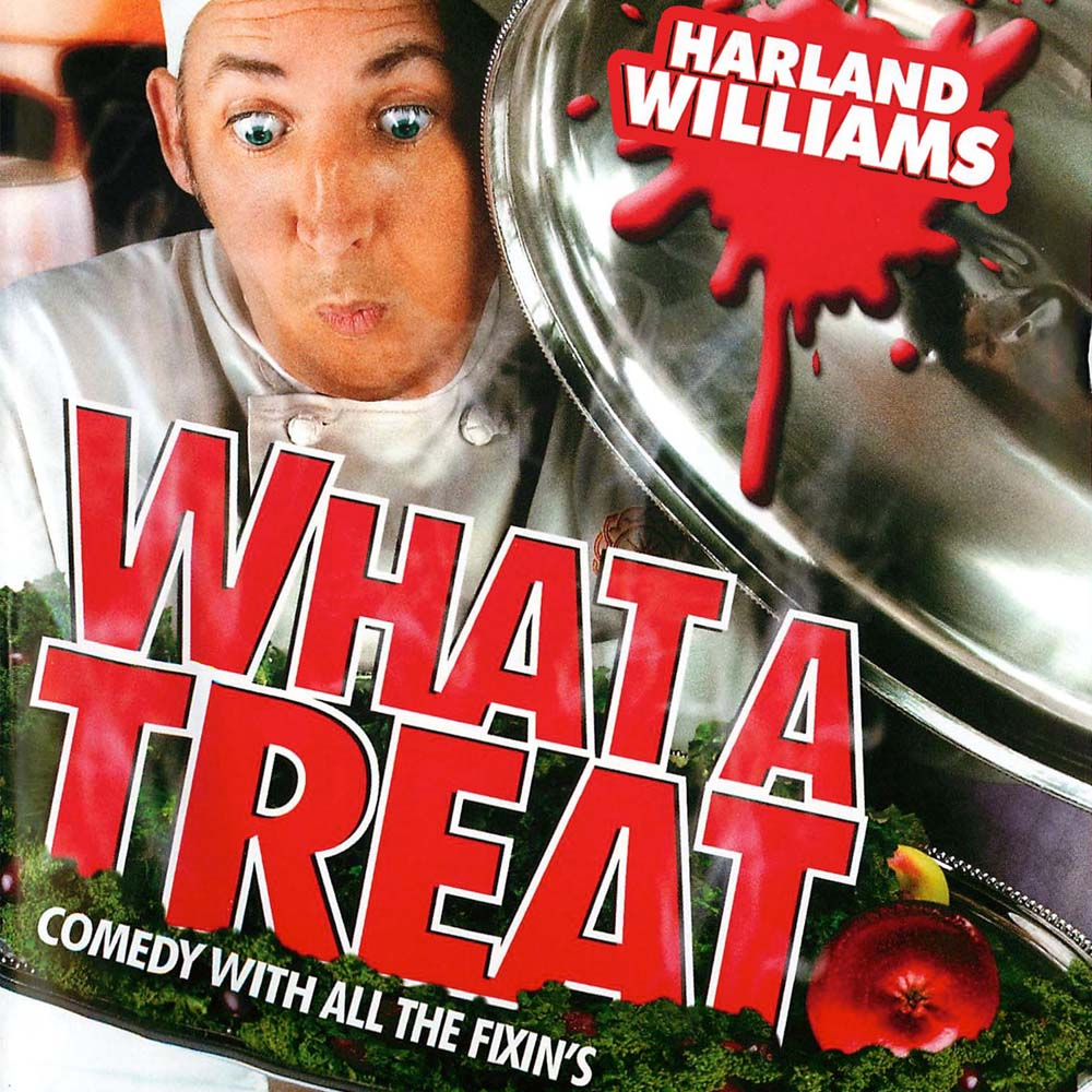 Harland Williams What A Treat