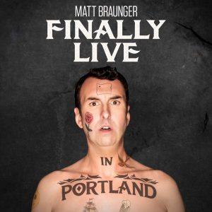 MattBraunger LiveInPortland Album 3000x3000