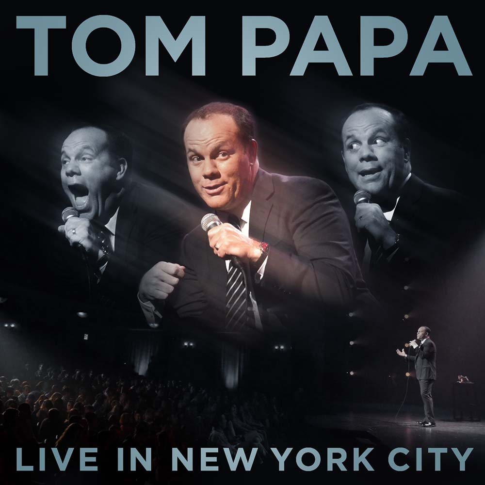 tom papa live in NYC
